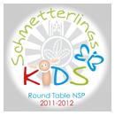 Round Table SchmetterlingsKIDS